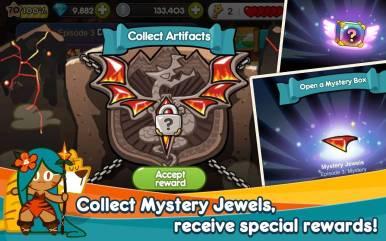 kumpulkan Mystery Jewels, dan dapatkan hadiah spesial!