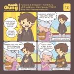 Komik Gung - 12