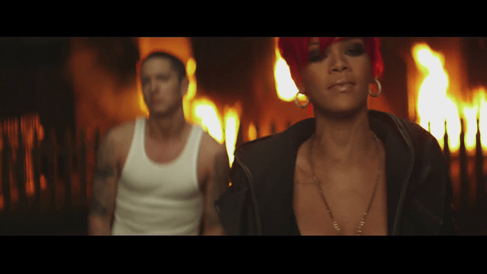 Eminem & Rihanna – Love the Way You Lie | berbohong demi cinta