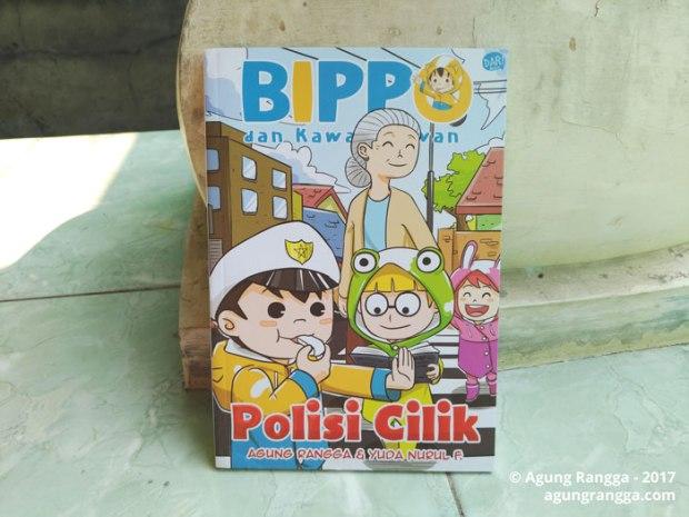 Komik Bippo Dan Kawan-Kawan: Polisi Cilik