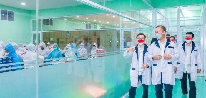 RI Berhasil Ekspor Alat Test Rapid Antigen ke Thailand dan Irlandia