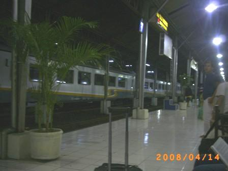 Stasiun KA Tawang Semarang