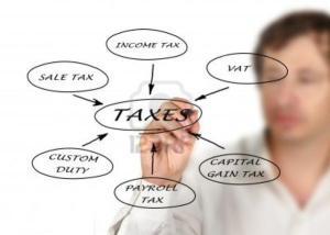 gambar taxes 4