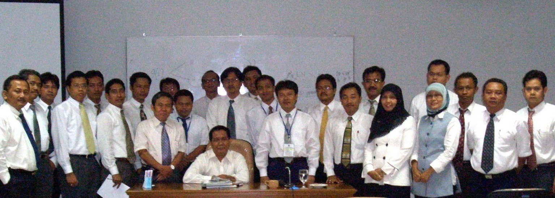 Diklat Fungsional Keahlian Pemeriksa I (2005)