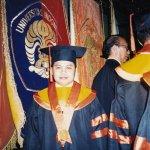 Wisuda Magister Administrasi dan Kebijakan Perpajakan FISIP UI Depok, Februari 2003
