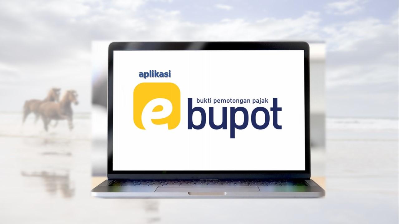 Aplikasi Ebupot Solusi Pajak