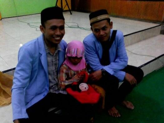 Aku, Zara dan Panti Asuhan Al-Hasan