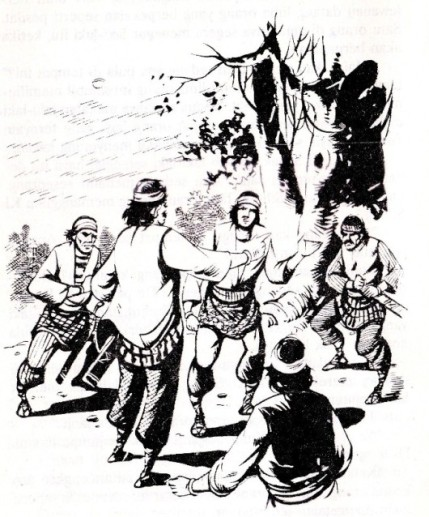 legenda cerita rakyat sunda - asal-usul pulau majeti