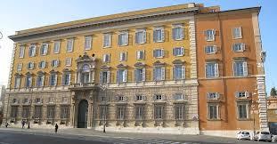 Sede de la Congregación, en Roma