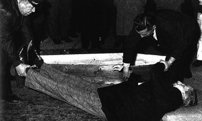 Cadáver de Lucky Luciano