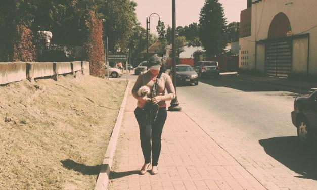 Las calles de Cholula