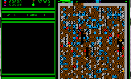 Quarries of Scred: Mi juego retro es más retro que tu juego retro
