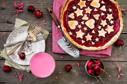 decorar tartas con la masa sobrante