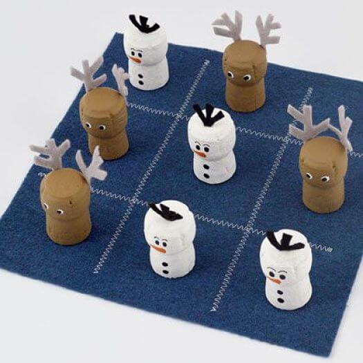6 manualidades infantiles para Navidad A gusto en casa