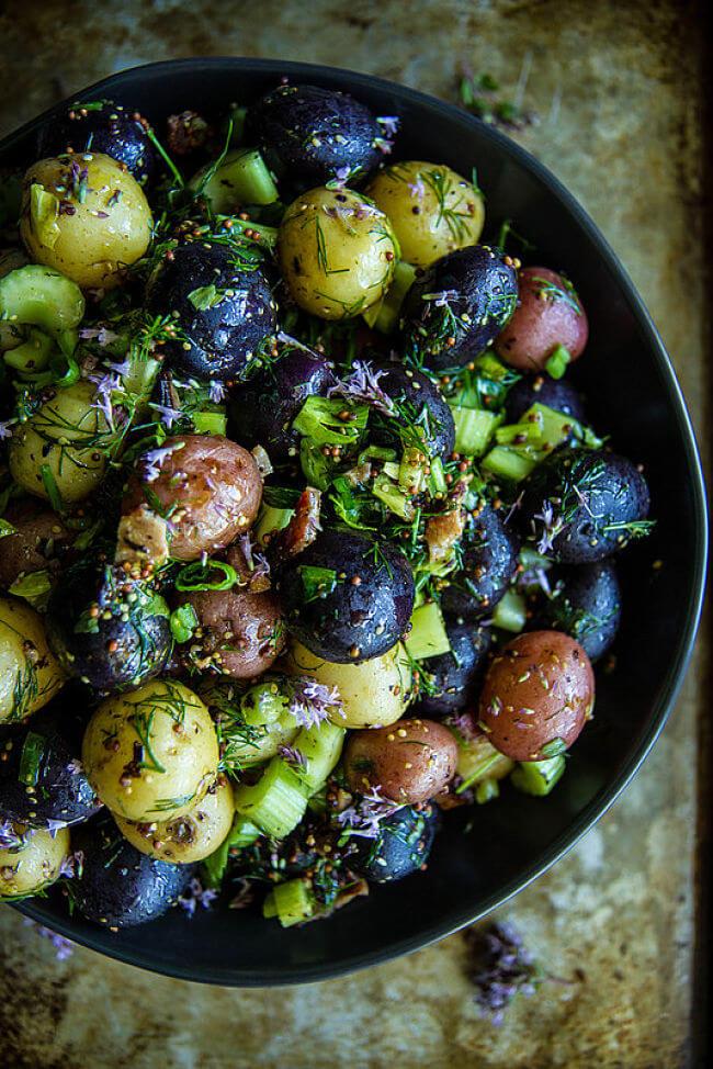recetas con patatas