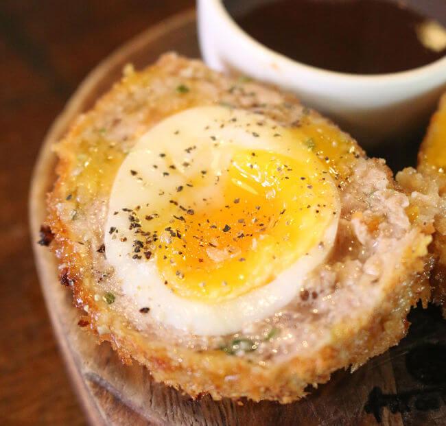 recetas internacionales con huevo