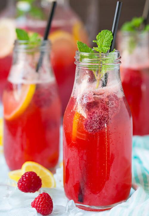 limonadas de frutas