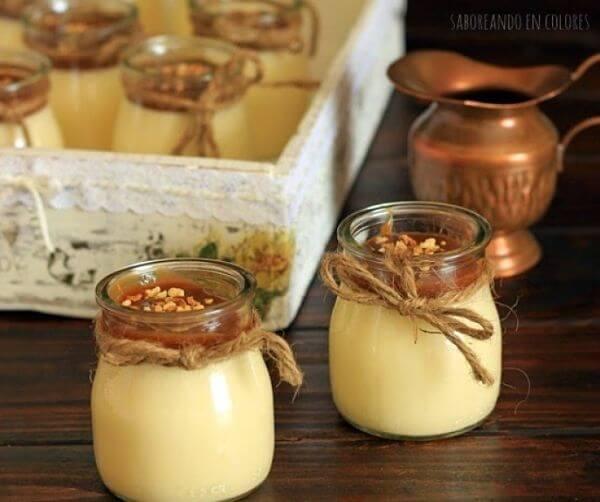 Postres en vasitos un dulce y sencillo capricho - Postres para impresionar ...