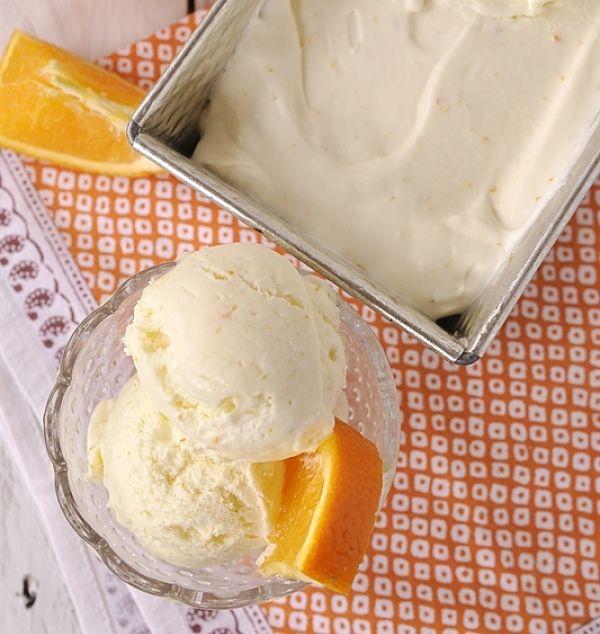 helados caseros con fruta natural