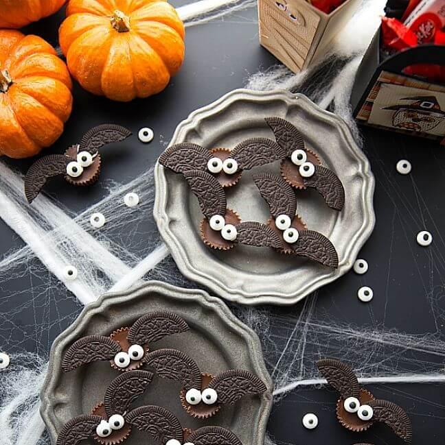 recetas dulces para Halloween