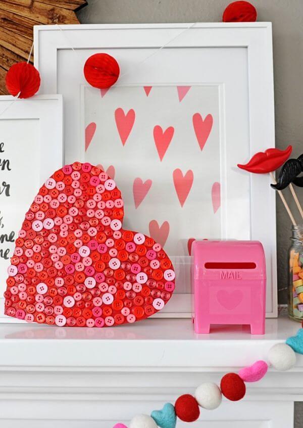 detalles deco para San Valentín