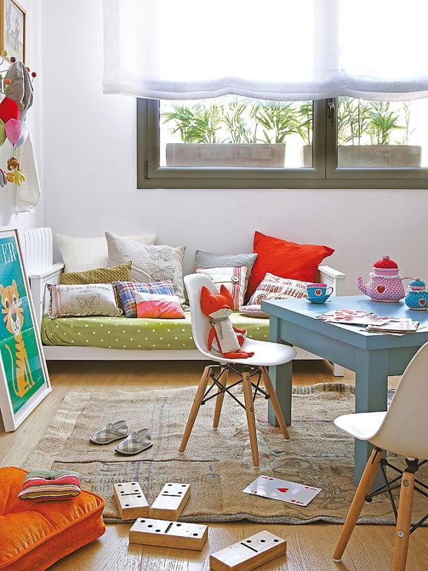 Habitaciones infantiles con un toque vintage ideas que for Sillas para habitaciones