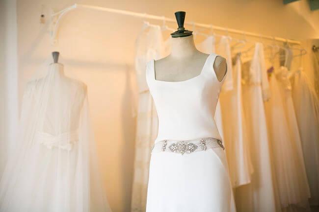 vestidos de novia de Covadonga Plaza