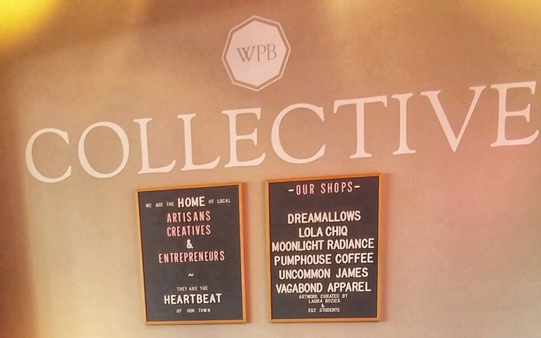 WPB Collective pop-up store opens in CityPlace