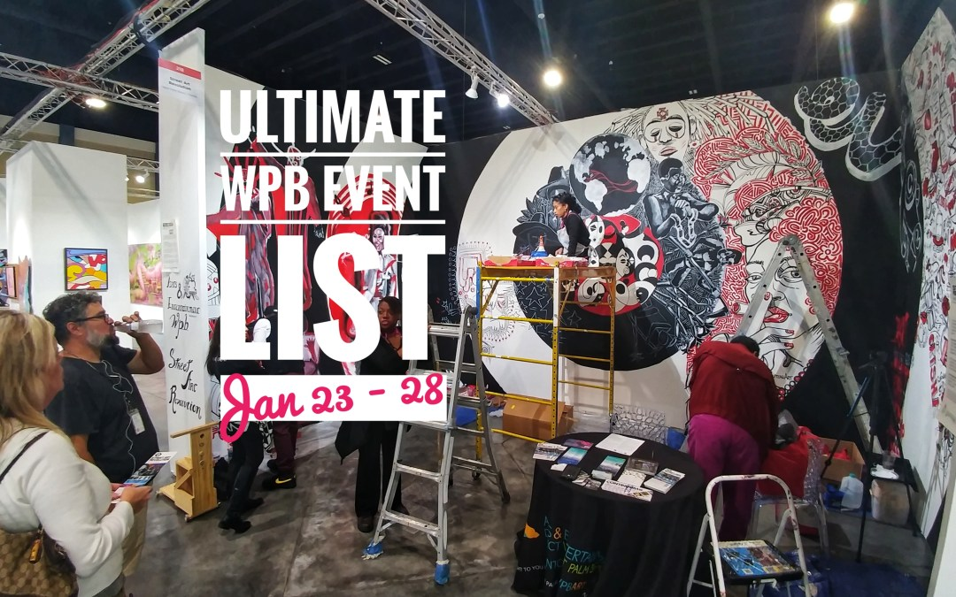 Ultimate West Palm Beach events List for Jan 23 – 28
