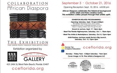 Collaboration: African Diaspora Exhibition III comes to Northwood