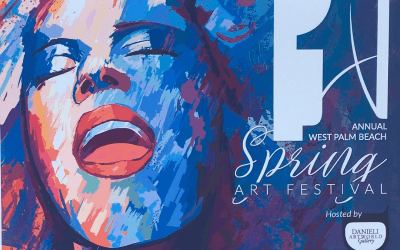 Danieli Art World hosts the 1st Annual WPB Spring Art Festival
