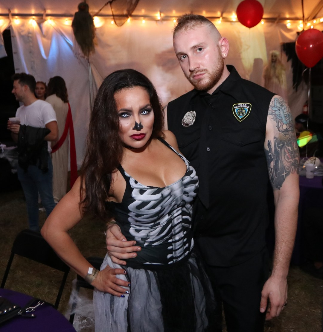 Ghouls at Moonfest 2019 (photo by: Mike Jalches)