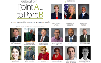 Panelists for PBC Traffic Summit Announced