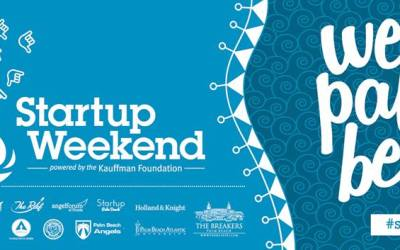 Startup Weekend and West Palm Beach as a Technology Hub