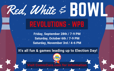 Red, White & Bowl at Revolutions in Cityplace