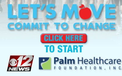 "Get fit in January with Palm HealthCare's ""Let's Move"" Challenge"
