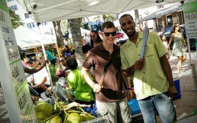 New Vendors at the 2018 West Palm Beach Green Market