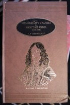Mandelslo's Travels in Western India 1638-1639