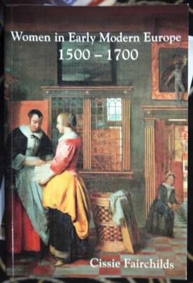 Women in Early Modern Europe 1500-1700