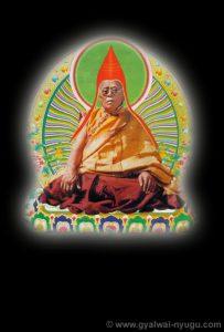 Jamyang Lungtok Gyaltsen Rinpoche (Lama Achuk)