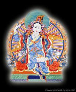 Wisdom Dakini Yeshe Tsogyal