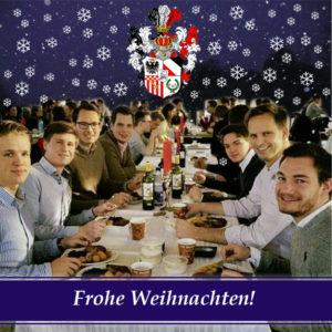 Frohe Weihnachten und ein gutes neues Jahr wünscht der VDSt zu Bremen