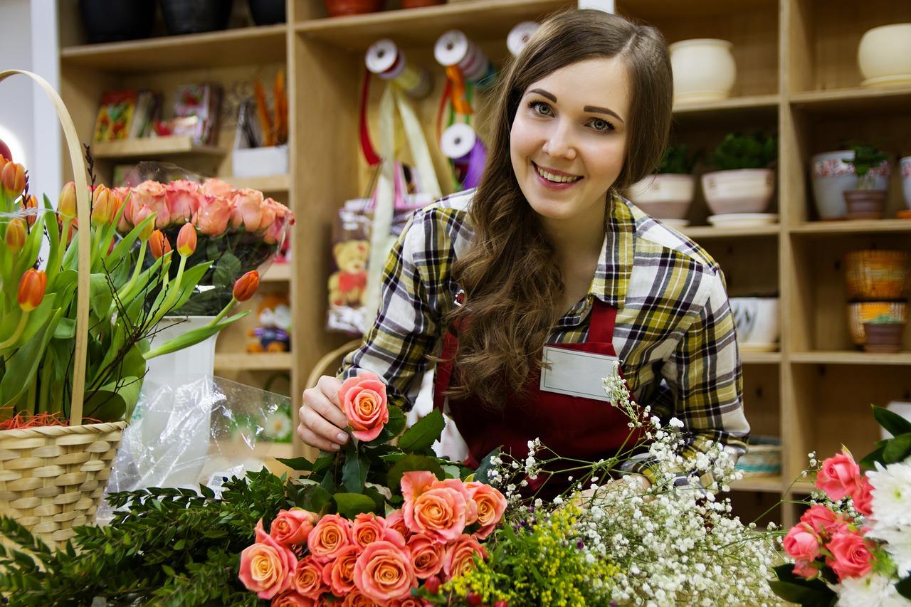 Umschulung zum/zur Floristen/Floristin