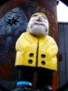 Captain Ahab of Ahab's Adventures visiting Magic Hat Brewing Company 2010
