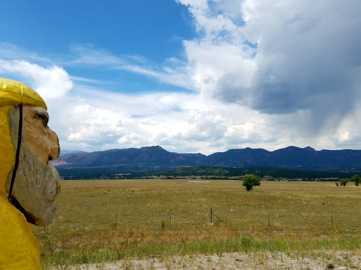 Captain Ahab of Ahab's Adventures first look at Colorado 2016