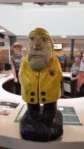 Captain Ahab of Ahab's Adventures first steps towards becoming a park ranger at Mammoth Cave National Park 2017