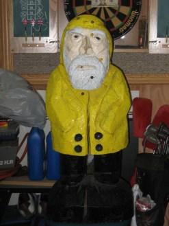 Captain Ahab of Ahab's Adventures on his Cross Country Road Trip of 2006