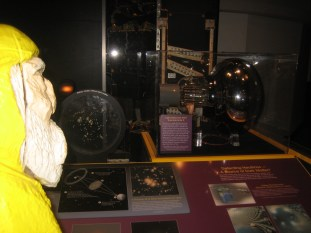 Captain Ahab of Ahab's Adventures at the National Air and Space Museum in Washington D.C. 2012