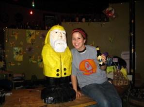 Captain Ahab of Ahab's Adventures at Magic Hat 2006