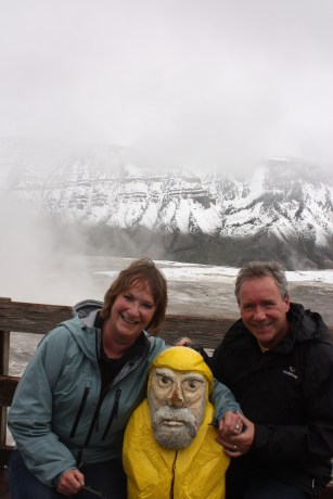 Captain Ahab of Ahab's Adventures at Yellowstone National Park 2011